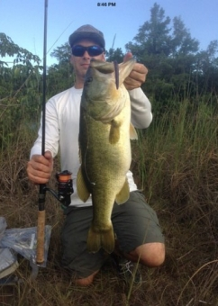 how to fish for bass florida